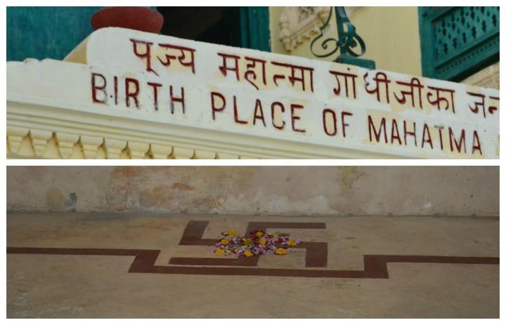 Gandhiji's home - Porbandar
