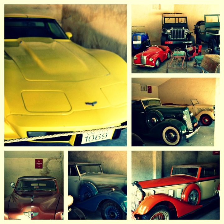 Vintage cars ( calls for a little dramatic lighting)