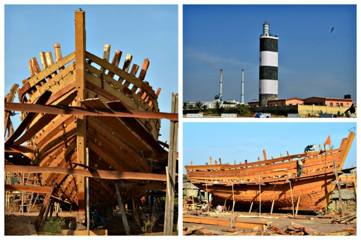 Veraval - Shipbuilding & Lighthouse