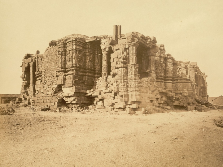 Somnath - 1869 by D.H. Sykes