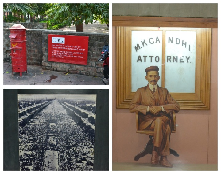 The Museum at Sabarmati ashram - Ahmedabad