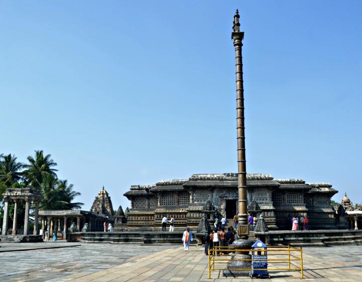 Chenakesava Temple, Belur.