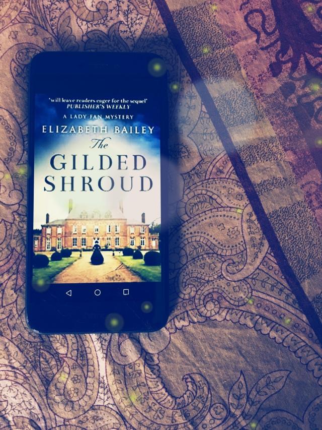 The Gilded Shroud - Elizabeth Bailey